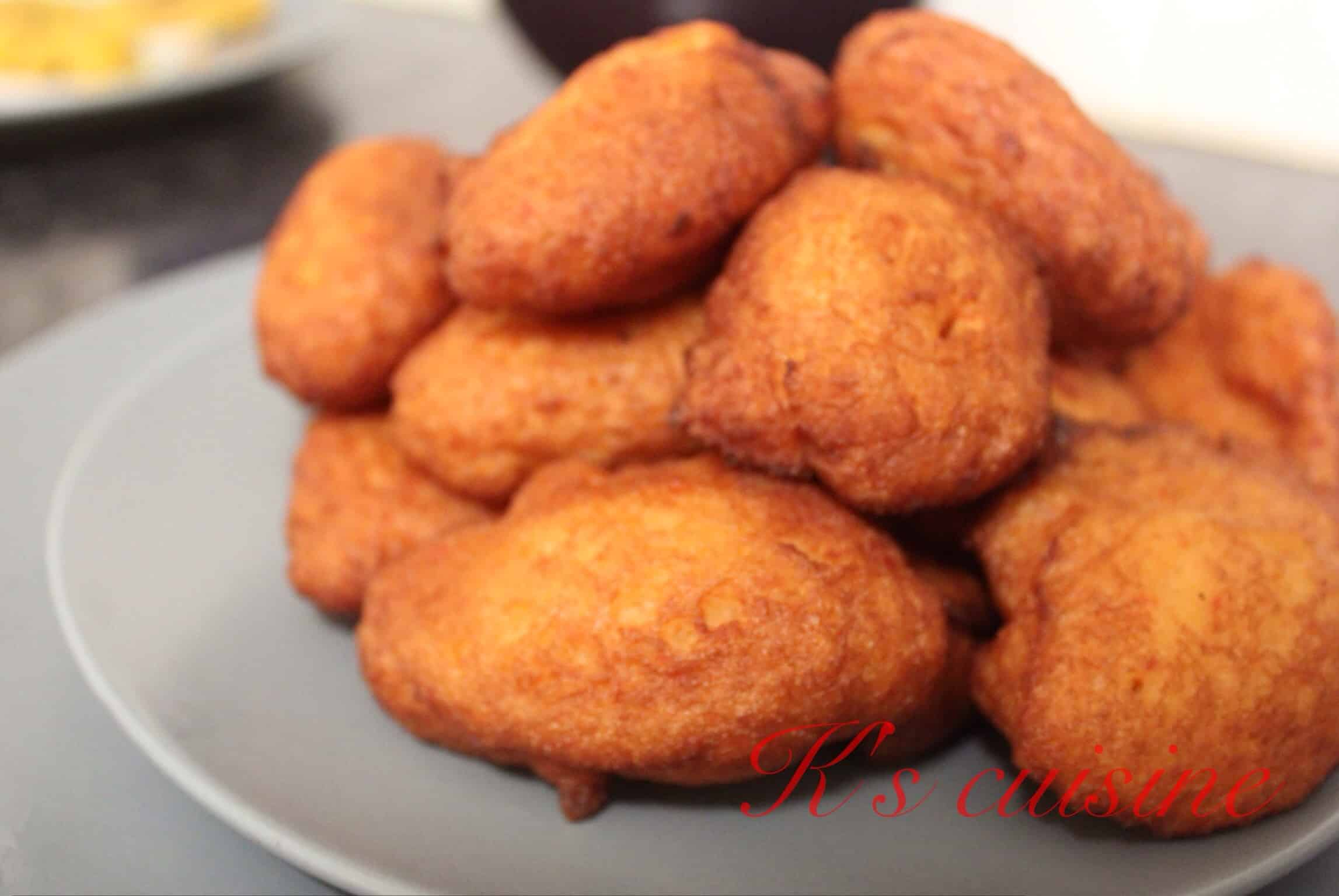 Bean Cake Nigeria
