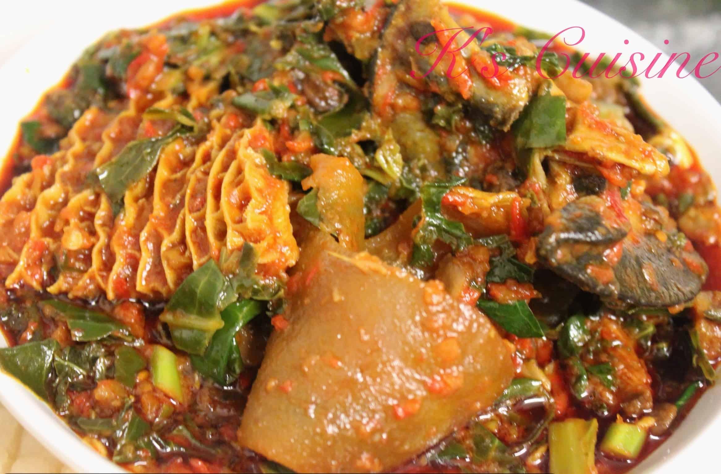 Cameroon Food London