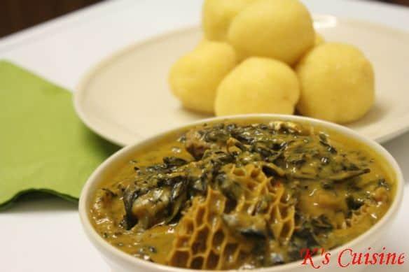 Ofe Onugbu (Bitterleaf Soup)