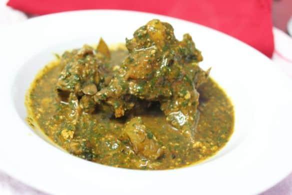 Ewedu Asepo