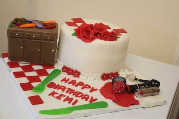 Cakes by K's Cuisine
